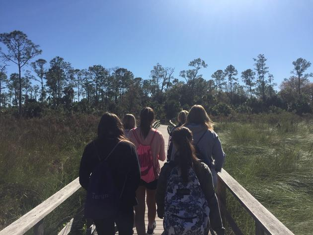 Corkscrew Swamp Sanctuary Receives Grant from the Community Foundation of Collier County