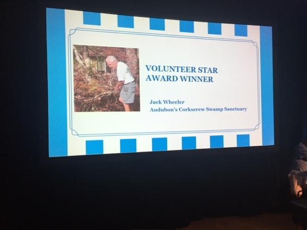 Jack Wheeler is Top Tourism Volunteer