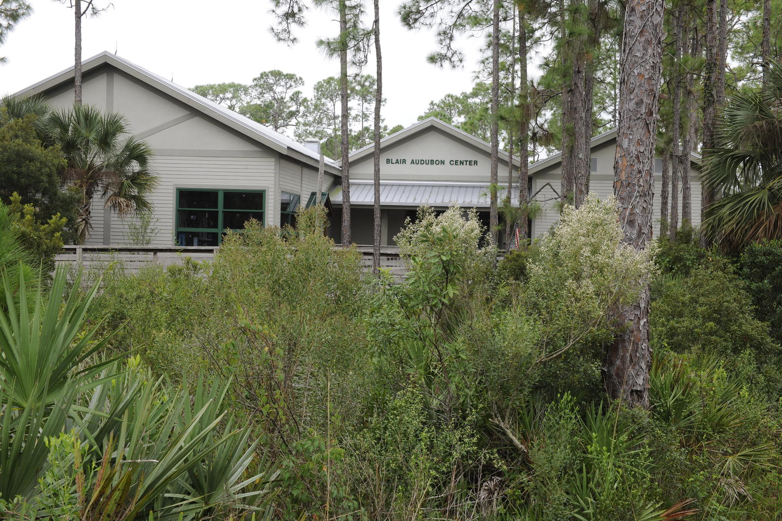The Blair Center at Corkscrew Swamp Sanctuary