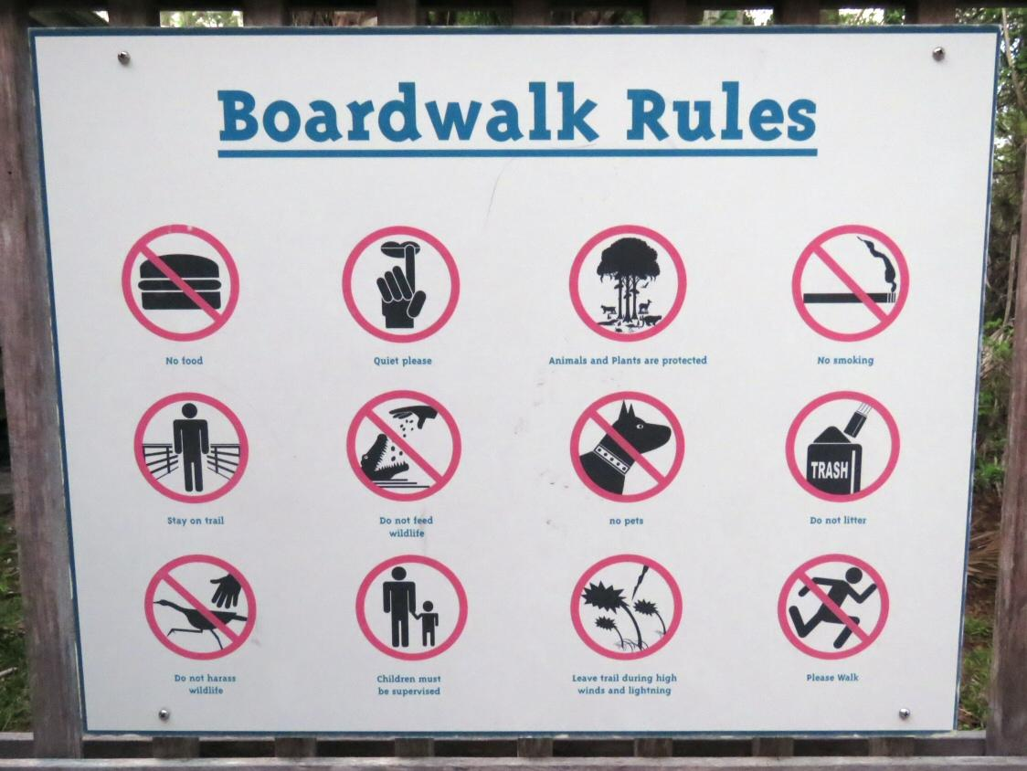 This image has an empty alt attribute; its file name is boardwalk_rules.jpg