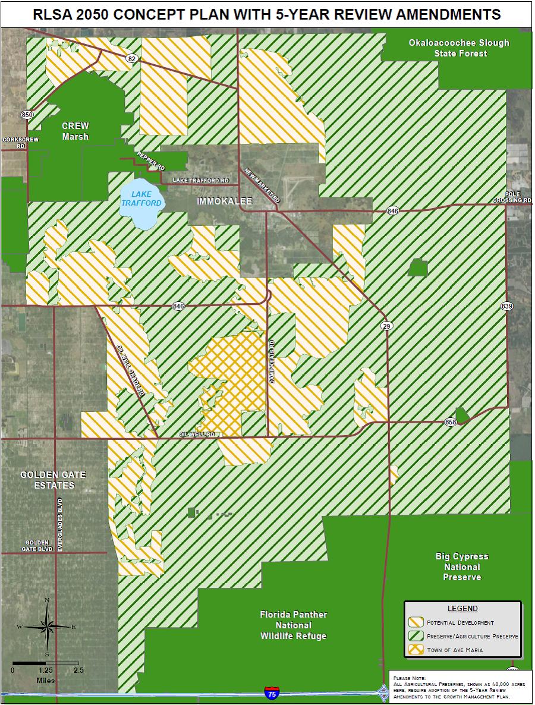 RLSA map