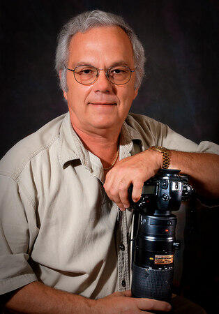 Photographer RJ Wiley