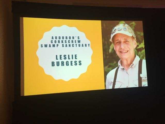 Leslie Burgess is Top Tourism Volunteer in Collier County